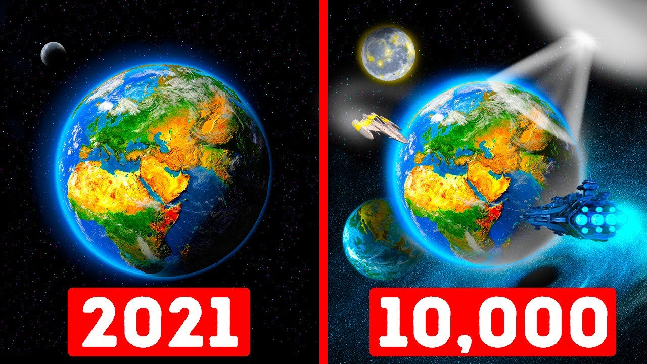 Download What You'd See If You Lived 10,000 Years