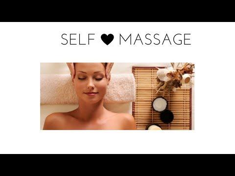 AYURVEDIC Self Massage for weight loss (English Subtitles)