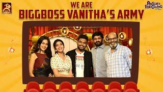 We are Bigboss VANITHA'S ARMY | Pradaini | Dushara |  Bodha Yeri Budhi Mari Team