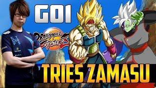 DBFZ ▰ GO1 Levelling Up His Zamasu  【Dragon Ball FighterZ】