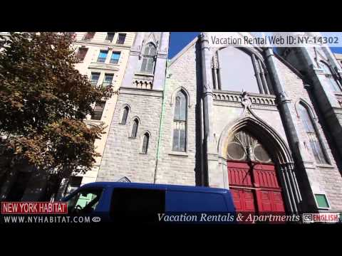 Video Tour of a 2-Bedroom Vacation Rental in Harlem, Manhattan