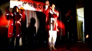 2014/12/21(日) 第10回比叡歌の集いにて、発見!! 一度聞いたら頭に残り...