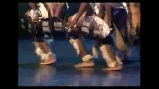 Zulu drummers promo clip - www.hands-on.co.za