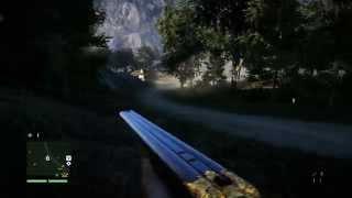 Far Cry 4 - Elephant Gun Hunting
