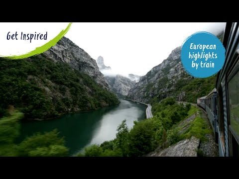 Visit All European Highlights with Eurail
