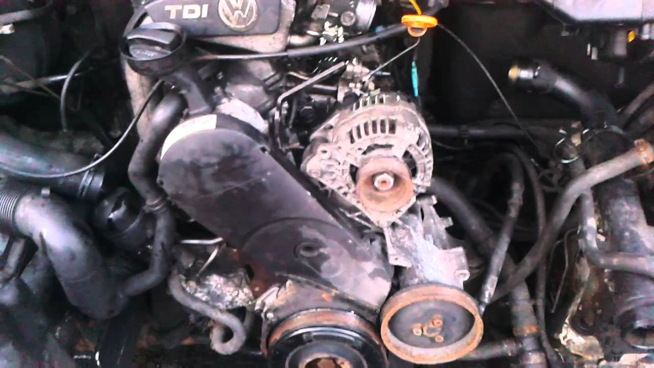 vw lt 2 5 tdi cam issues