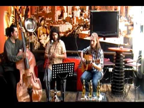 Going away baby (cover) - Daniel Fuenzalida, Javier Grau, Oliver Moreira