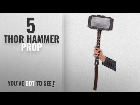 Top 10 Thor Hammer Prop [2018]: Thor: Ragnarok Hammer