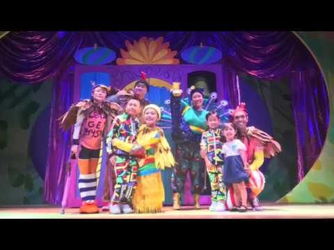 "Emiliano Cyrus_Meets ""Chicken Little"" @ The Singapore Repertory Theatre (SRT)"
