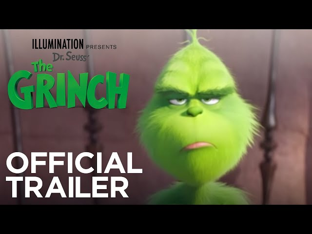 The Grinch | Official Trailer | Illumination