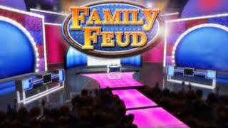 Overtime Gameshows | Family Feud 2010 Edition (PC) -- Game 2