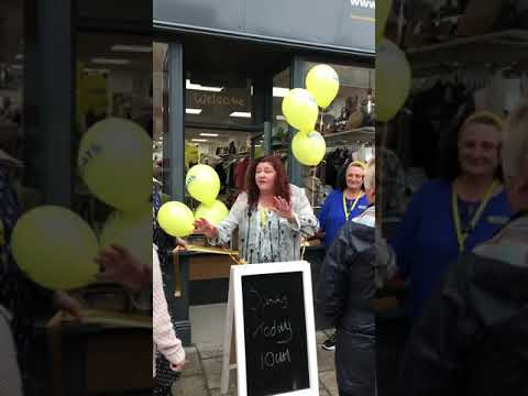 Cats Protection Charity Shop Opens