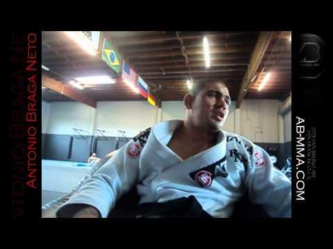 Antonio Braga Neto - Interview - Speaks about his brand new Academy -  San Francisco (AB-MMA.com)