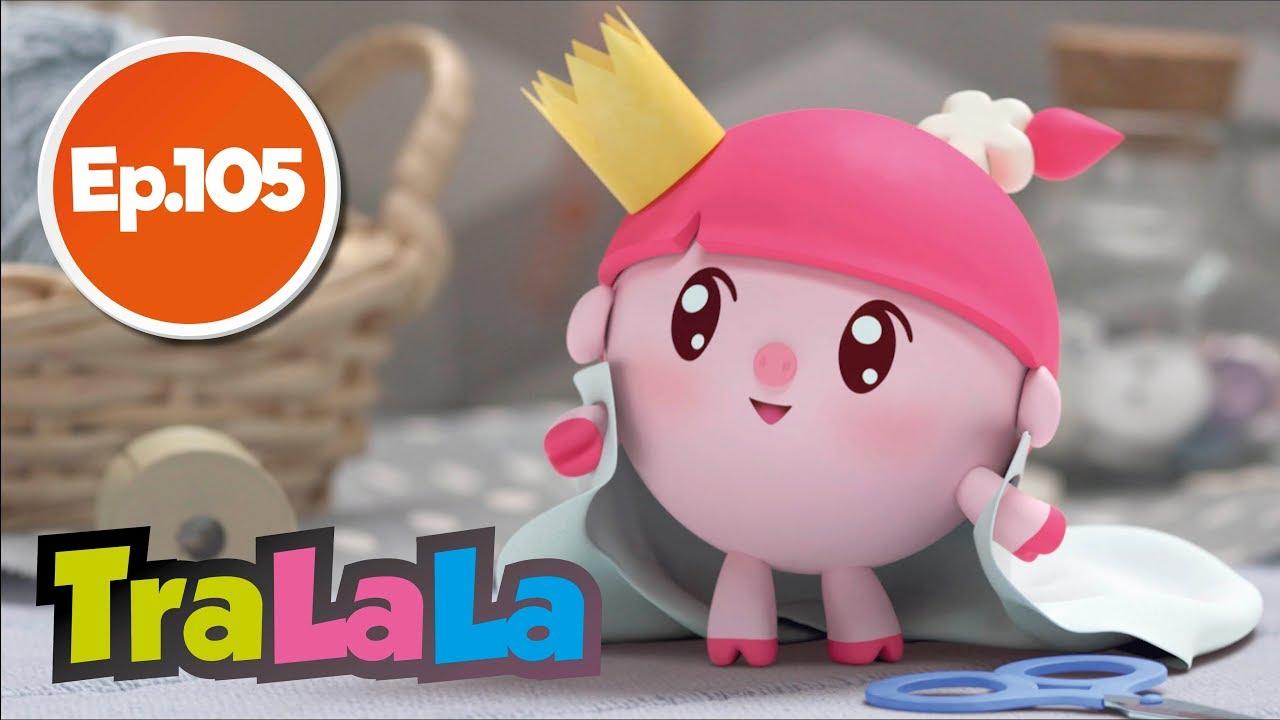 BabyRiki -  Prințesa și hoața (Ep. 105) Desene animate   TraLaLa