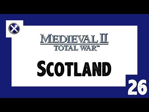 Medieval 2: Total War: Scotland #26 - Road to Jerusalem