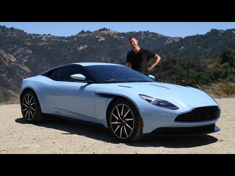 Why The Aston Martin DB11 Is Better Than The $340,000 Vanquish S