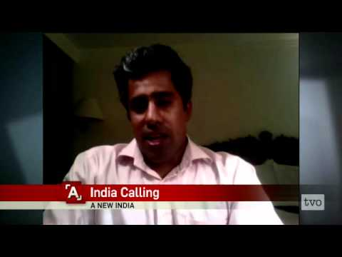 Anand Giridharadas: India Calling