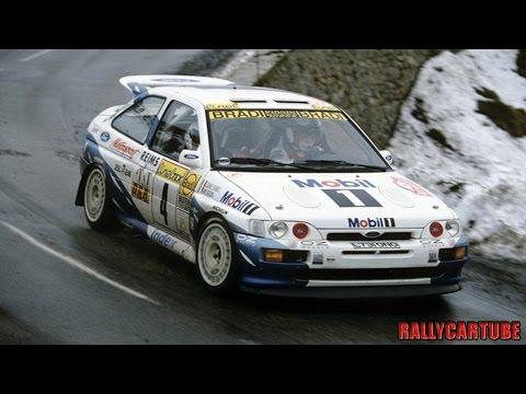 Ford Escort RS Cosworth Gruppo A Pure Sound