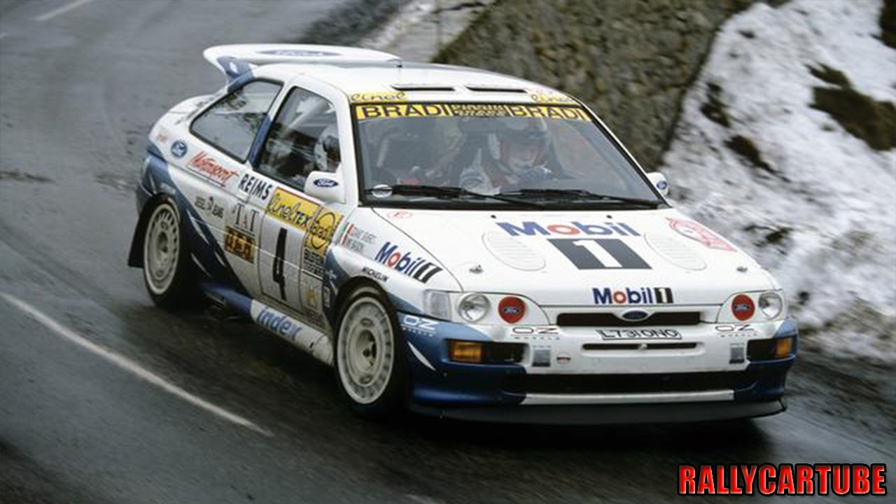 Ford Escort RS Cosworth Gruppo A Pure Sound - YouTube