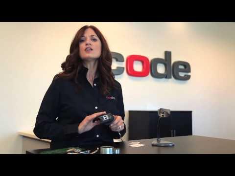 Code CR6000 Barcode Scanner