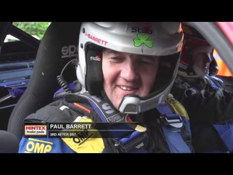 Mintex British Historic Rally Championship - Rally Isle of Man