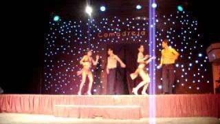 akhiabara seminario con llanto de cocodrilo salsa show
