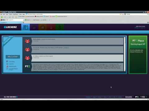 New Lockerz 1000 PTZ Hack By DaLockerzMillionaire! *WORKING AS OF 9.8.09*