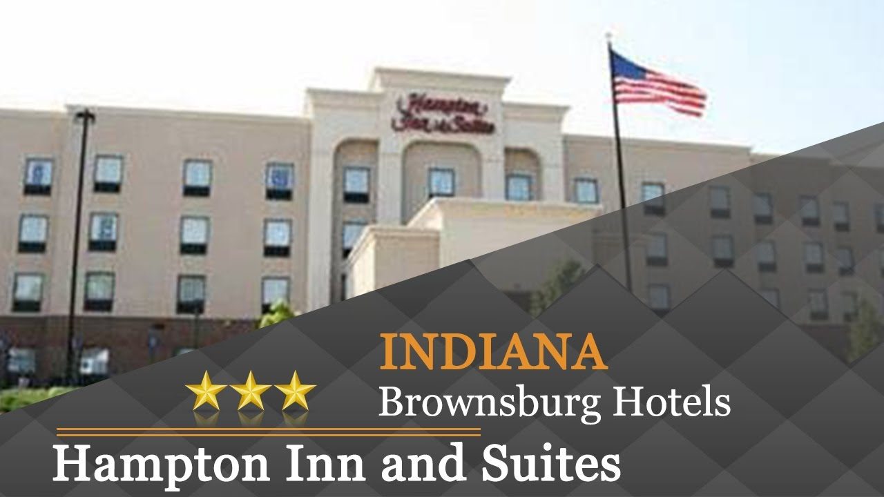 Hampton Inn And Suites Indianapolis Brownsburg Hotels Indiana
