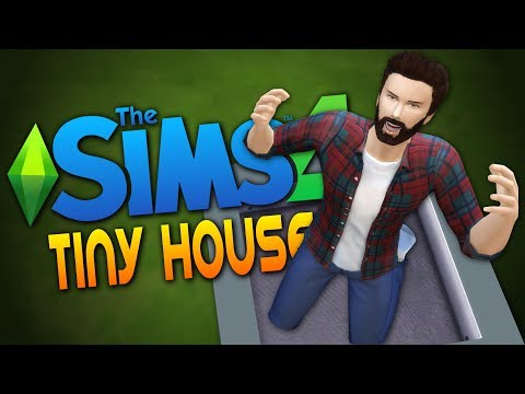 SMALLEST CHEAPEST HOME - The Sims 4 Funny Highlights #128