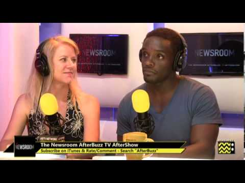 """The Newsroom After Show Season 2 Episode 8 """"Election Night, Part I"""" 