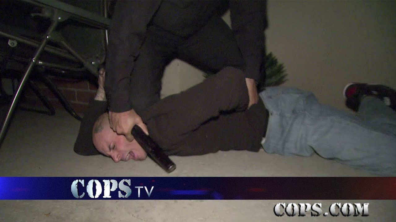 It S Nothing Personal Show 3018 Cops Tv Show