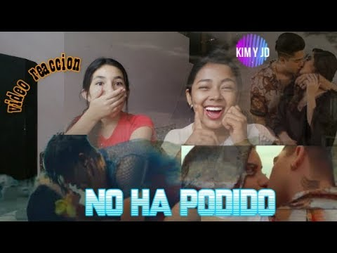 NO HA PODIDO (VIDEO REACCION) JD PANTOJA- ANA NINCO