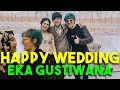 HAPPY WEDDING EKA GUSTIWANA  Ktemu Ricis Dan Youtuber2 Lain