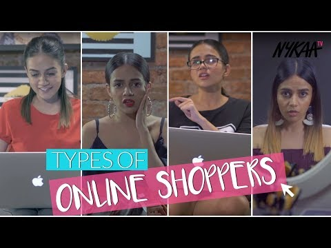 Types Of Online Shoppers | Komal Pandey