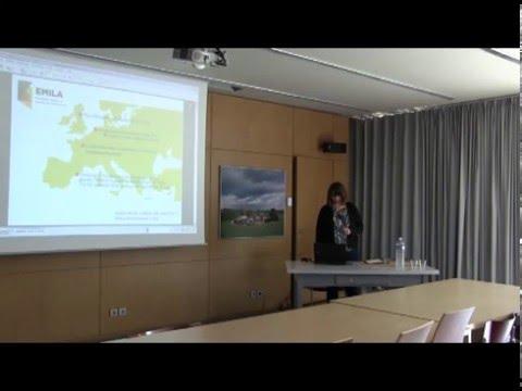 Pratique du paysagisme dans plusieurs pays d'Europe