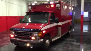 RTS 2007 E450 :Used Marian Road Rescue Ambulance: FOR SALE 631-612-8712