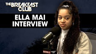 Ella Mai On Being Discovered By DJ Mustard, Following The Success Of Boo'd Up + More Video