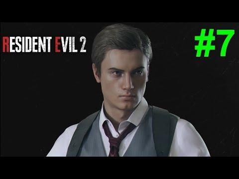 Resident Evil 2 Remake/Biohazard RE2 - [Walkthrough Part 7 - Noir Leon] [RPD] |