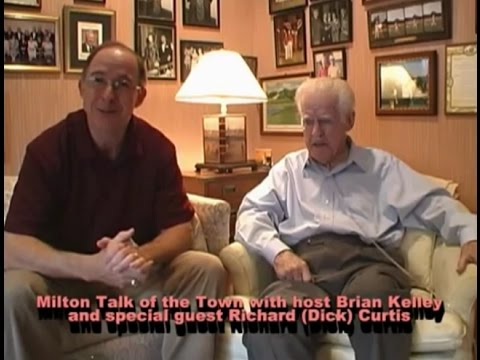 Dick Curtis on Milton Talk of the Town