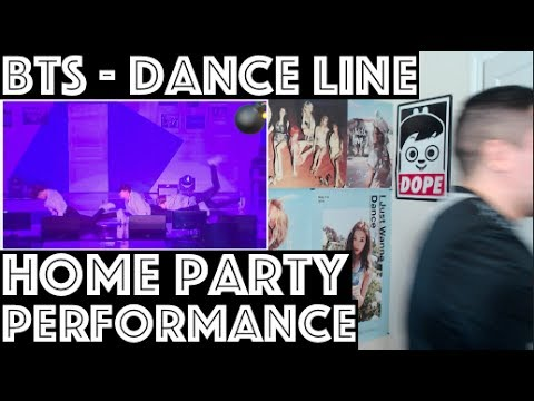 BTS HOME PARTY J-Hope, Jimin & Jungkook (3J) Dance Reaction