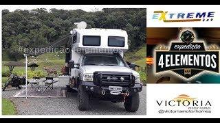 Entrega Extreme 4x4 Victória Expedição4elementos