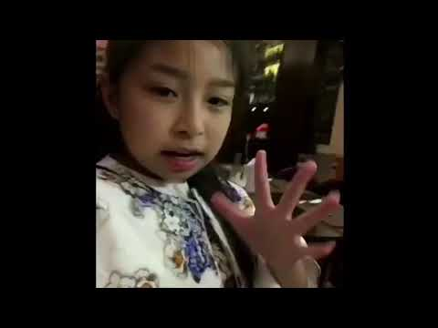 Celine Tam's first Musical.lys video