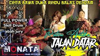 Download Mp3 Ratna antika Jalan datar New monata