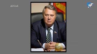 Депутат Госдумы от Новгородской области Александр Коровников скончался на 64-м году жизни
