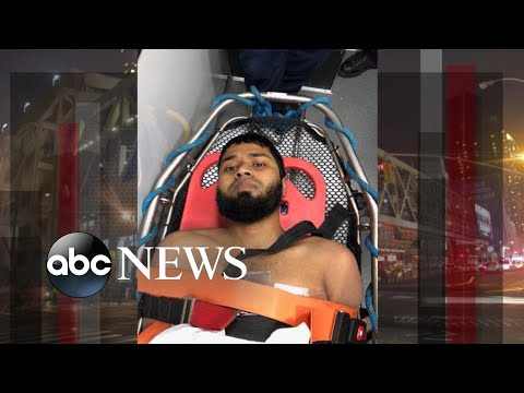 Download Youtube: NYC terror suspect planned a suicide attack: Prosecutors