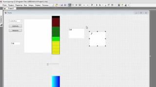 HIASM УРОК 4 работа с текстовым полем, светодиодная линейка.