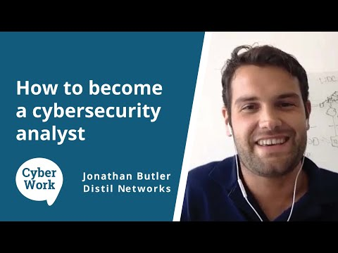 How to become a cybersecurity analyst