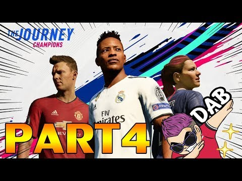 FIFA 19 | The Journey: Champions PART 4 ซับไทย!