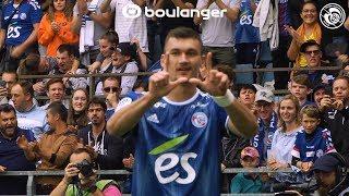 Racing-Montpellier HSC (1-0) : le but de Ludovic Ajorque