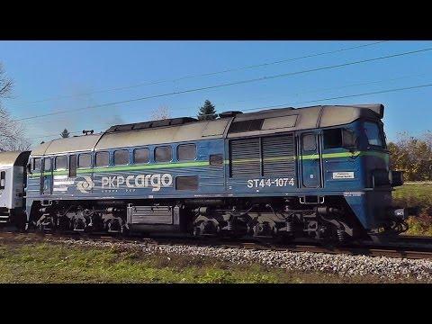 ST44-1074 z opóźnionym Wieniawskim [Lublin]